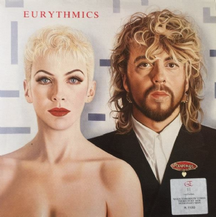 Eurythmics - Revenge (LP) (VG+/VG+)
